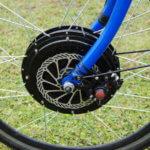 roue électrique avant pour vélo