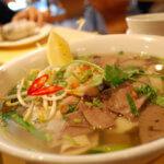 """Recette de la soupe de boeuf vietnamienne ou """"Pho"""""""
